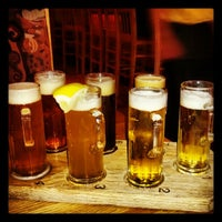Photo taken at Oak Creek Brewery And Grill by Matt G. on 7/23/2012