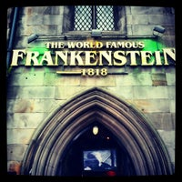 Photo taken at Frankenstein by Damian D. on 9/9/2012