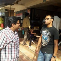Photo taken at Sri Krishna Sagar Restaurant by Arun M. on 5/20/2012
