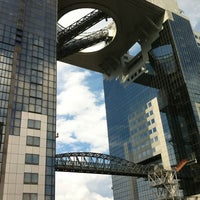 Photo taken at Umeda Sky Building by WK S. on 9/9/2012