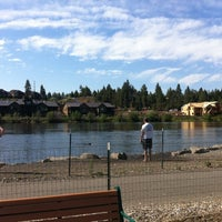 Photo taken at Farewell Bend Dog Park by Jeff M. on 5/14/2012