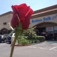 Photo taken at Broken Yolk Cafe by Sugar J. on 5/13/2012