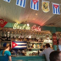 Снимок сделан в O!Cuba пользователем Александр З. 8/10/2012