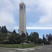 Photo taken at University of California, Berkeley by bird on 5/21/2012