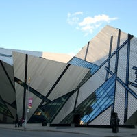Photo taken at Royal Ontario Museum by Irena G. on 5/19/2012