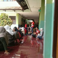 Photo taken at SDIT & SMPIT Miftahul Ulum Gandul by Yudho B. on 2/4/2012