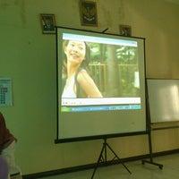 Photo taken at Akademi Analis Kesehatan Manggala by Hesti I. on 4/10/2012