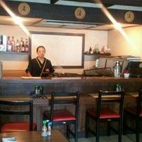 Photo taken at Semi Yakitori Bar by Alexandre O. on 3/28/2012