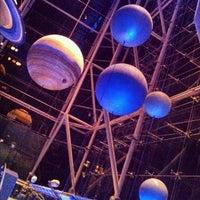 6/16/2012 tarihinde Vincinatiziyaretçi tarafından Hayden Planetarium'de çekilen fotoğraf