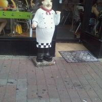Photo taken at Dulce de Leche Argentine Bakery by Sal A. on 5/13/2012
