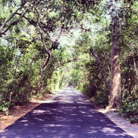 Photo taken at Bald Head Island by Meghan M. on 7/5/2012