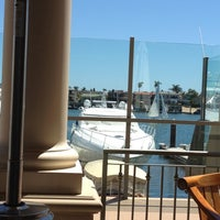 Photo taken at First Cabin @ Balboa Bay Club & Resort by Amber W. on 7/19/2012