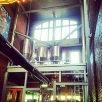 Photo taken at Marietta Brewing Company by Jeff M. on 4/12/2012