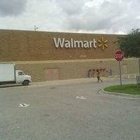 Photo taken at Walmart Supercenter by Neil K. on 9/11/2012