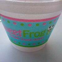 Photo taken at SweetFrog by Joanne S. on 5/30/2012