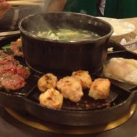 Photo taken at Cocary Shabu Shabu BBQ by Anna S. on 9/7/2012