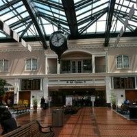 Photo taken at Savannah Hilton Head International Airport (SAV) by Kevin B. on 4/18/2012