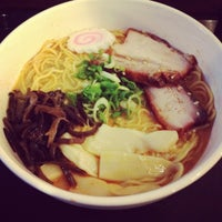 Photo taken at Nom Nom Ramen by Jason S. on 3/20/2012