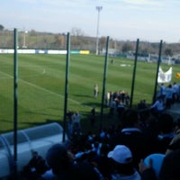 Photo taken at Centro Sportivo Formello SS Lazio by Francesca P. on 3/8/2012