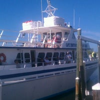 Photo taken at Capt. Tony's Great Getaway Fishing Charter by Dominick P. on 3/7/2012