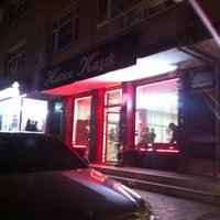 2/19/2012 tarihinde Melih ethem Y.ziyaretçi tarafından Hatice Kaşık Saç Tasarım'de çekilen fotoğraf