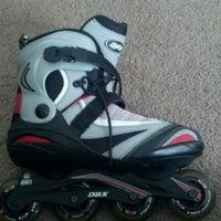 Photo taken at Deptford Skating & Fun Center by Mauz R. on 4/29/2012