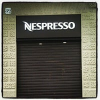 Photo taken at Nespresso Boutique by Ricardo H. on 4/21/2012