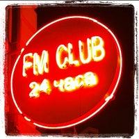 Photo taken at FM-Club by Elena P. on 4/28/2012