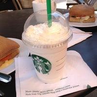 Photo taken at Starbucks by Jenny T. on 5/17/2012
