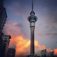 Photo taken at Sky Tower by James H. on 5/16/2012