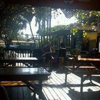 Photo taken at South Shore Tiki Lounge by Juan M. on 8/4/2012