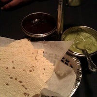 Photo taken at Taste Of India by Yesenia A. on 2/11/2012