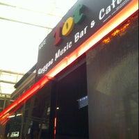 Photo taken at Tot Reggae Music Bar & Cafe by Edd D. on 5/5/2012