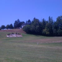 Photo taken at Coffin Golf Course by Matt R. on 6/25/2012