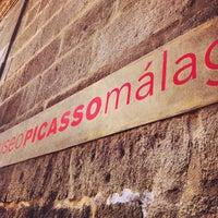 Foto tomada en Museo Picasso Málaga por Fabio L. el 5/24/2012
