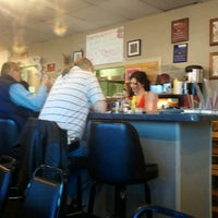 Photo taken at The Cook Shack Cafe by greg b. on 2/26/2012