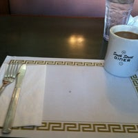 Photo taken at South Street Diner by Molly E. on 3/18/2012