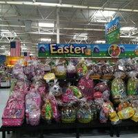 Photo taken at Walmart Supercenter by Brandi G. on 3/31/2012