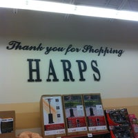 Photo taken at Harps Food Store by Frank M. on 2/20/2012