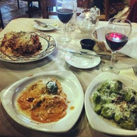 Photo taken at Palermo Ristorante Italiano by Jennifer B. on 9/9/2012