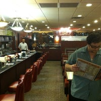 Photo taken at Seven Seas Diner by Nik K. on 3/3/2012