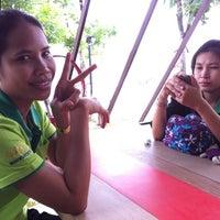 Photo taken at Coffee Tea Time by Sirirush S. on 4/4/2012