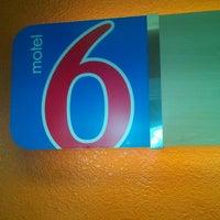 Photo taken at Motel 6 by Bonita Nina M. on 6/4/2012