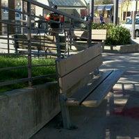 Photo taken at Santa Cruz Metro Station by Morgan C. on 3/7/2012