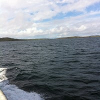 Photo taken at Inishbofin by Eoin K. on 7/15/2012