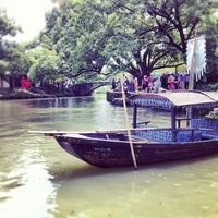 Photo taken at Xixi National Wetland Park by Lu J. on 8/12/2012