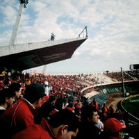 Photo taken at Beira-Rio Stadium by Carlos S. on 7/22/2012
