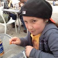 Photo taken at Violetta by Ben K. on 4/15/2012