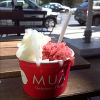 Photo taken at MUA Gelatieri d'Italia by Can A. on 6/11/2012