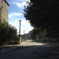 Photo taken at Lungadige San Giorgio by didi s. on 4/26/2012